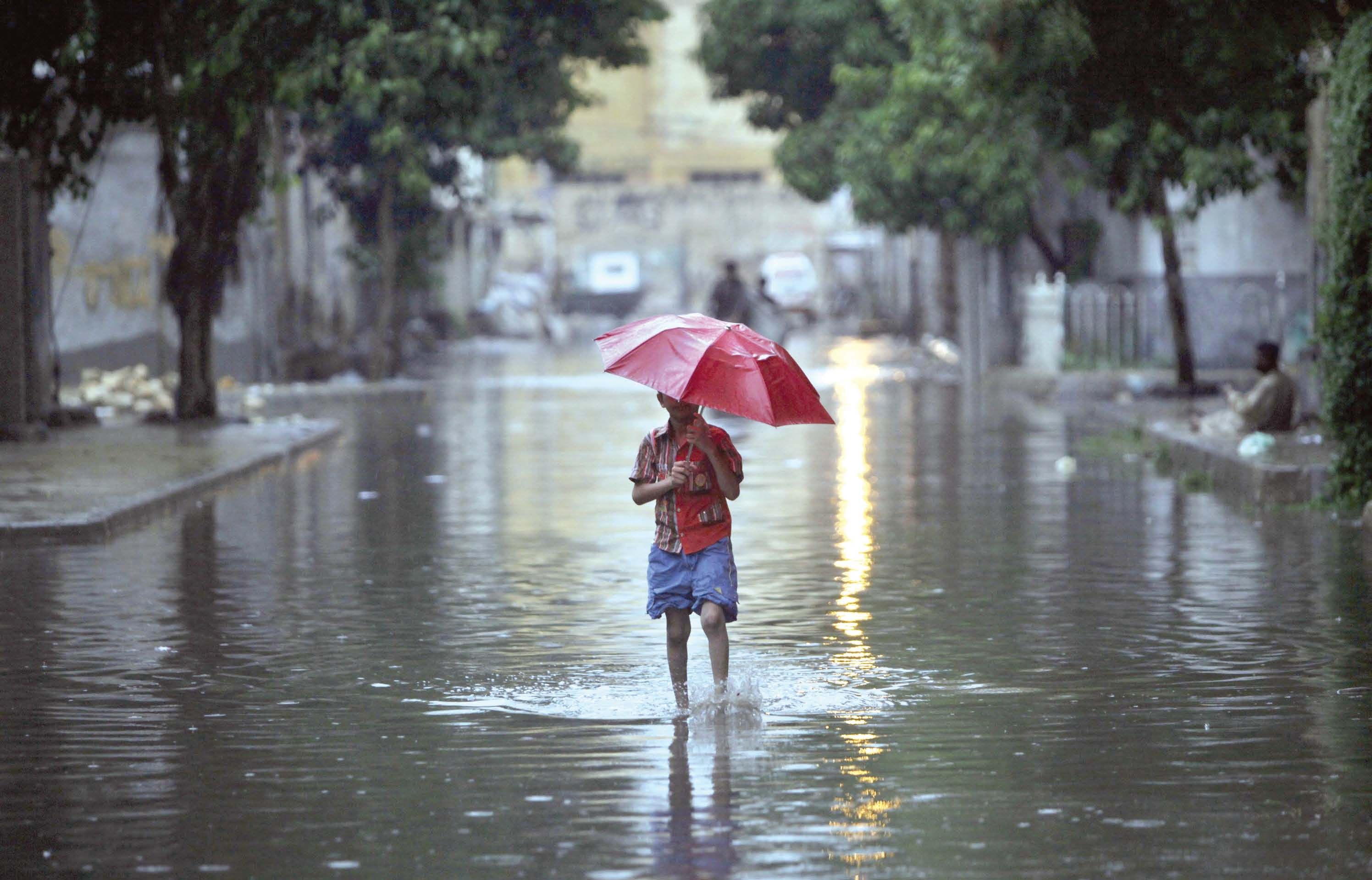 Pakistan may receive 10% extra rain this year