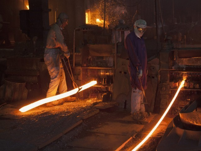 Pakistan Steel Mills tells apex court it decided to lay off 7,784 employees on April 15. PHOTO: REUTERS/FILE