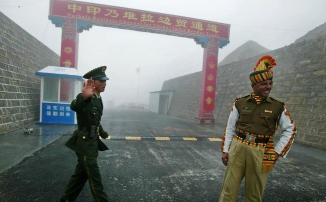 india china agree to resolve border dispute peacefully