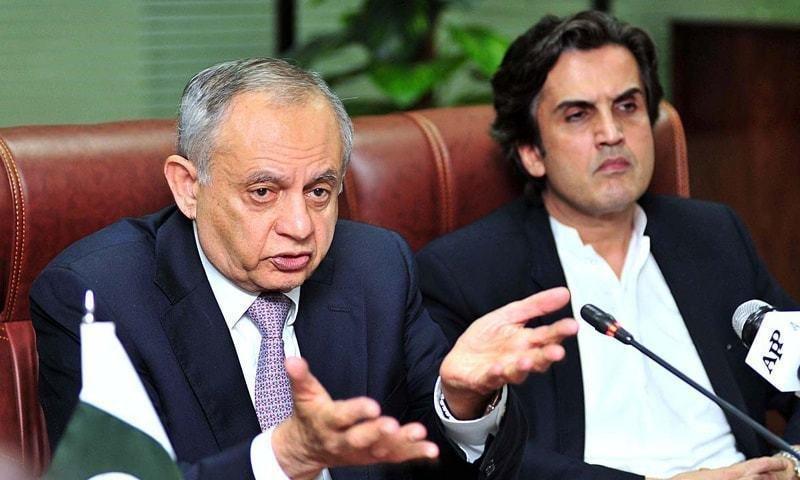 Razak Dawood says bilateral trade with EU tilts in favour of Pakistan. PHOTO: FILE