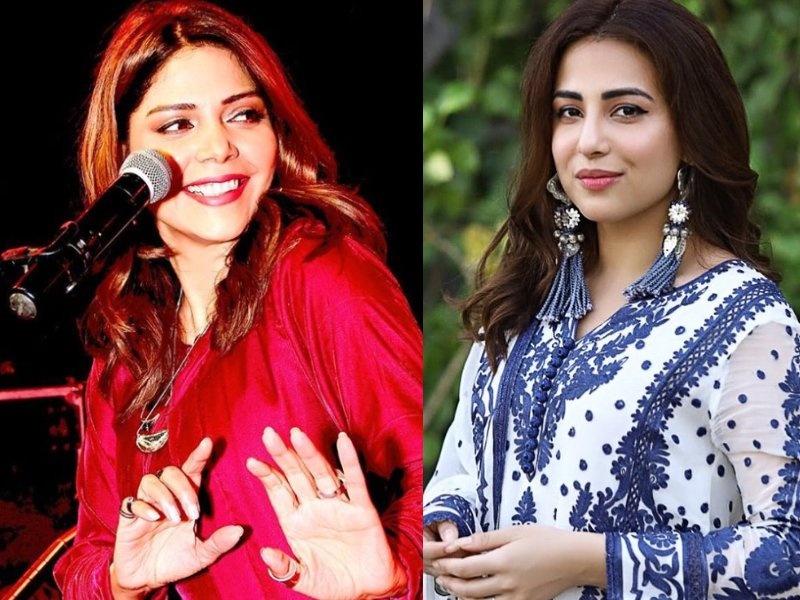 hadiqa kiani schools ushna shah about pakistan s female vocalists