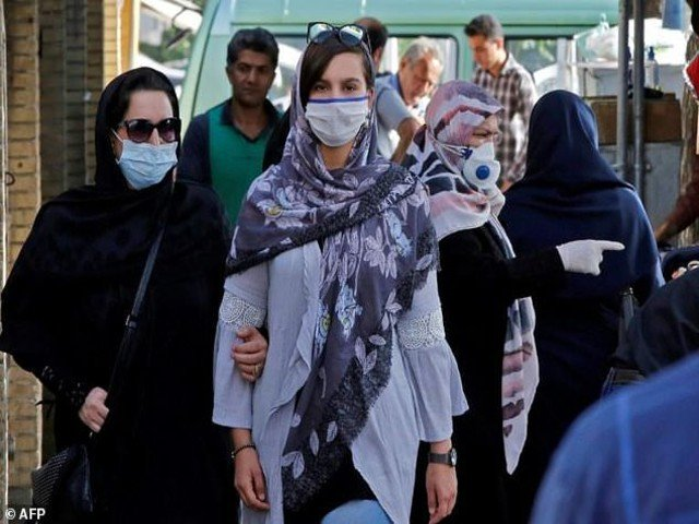 After reporting its first death on February 19, Iran has struggled to contain the outbreak, the deadliest in the Middle East