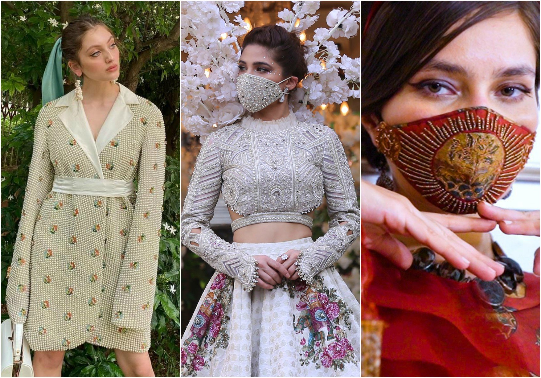 trends from pakistan s first virtual fashion week