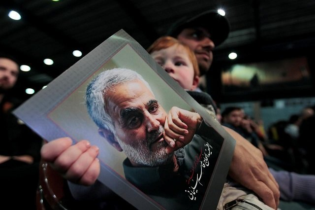 iran will execute informant convicted of spying on soleimani for cia