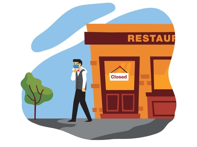 small restaurants offer dine in secretly in lahore