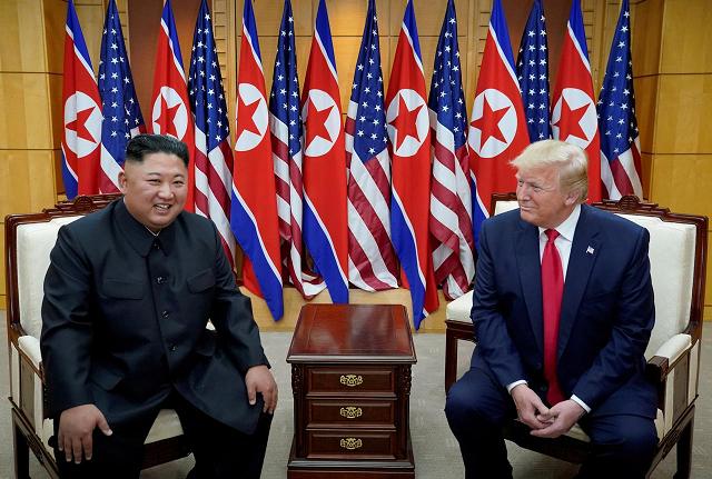 north korea says little reason to maintain kim trump ties kcna