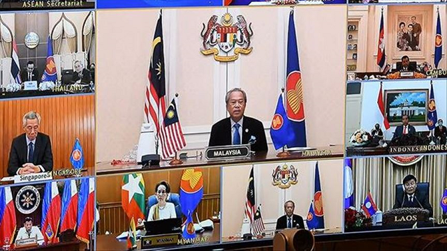 asean annual summit to be held virtually amid pandemic