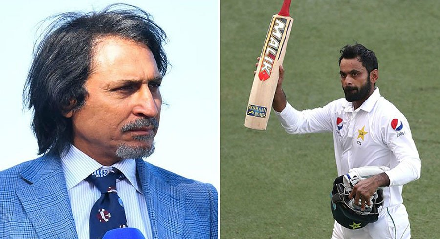 hafeez ready for test return responds to ramiz raja s advice