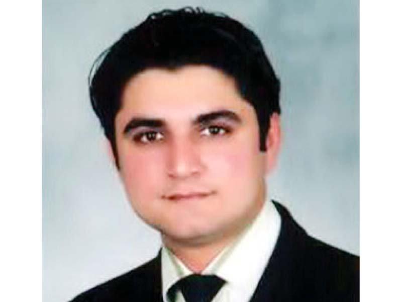 Journalist Wali Khan Babar. PHOTO: FILE