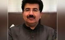 sanjrani writes to naik over tax relief for gwadar