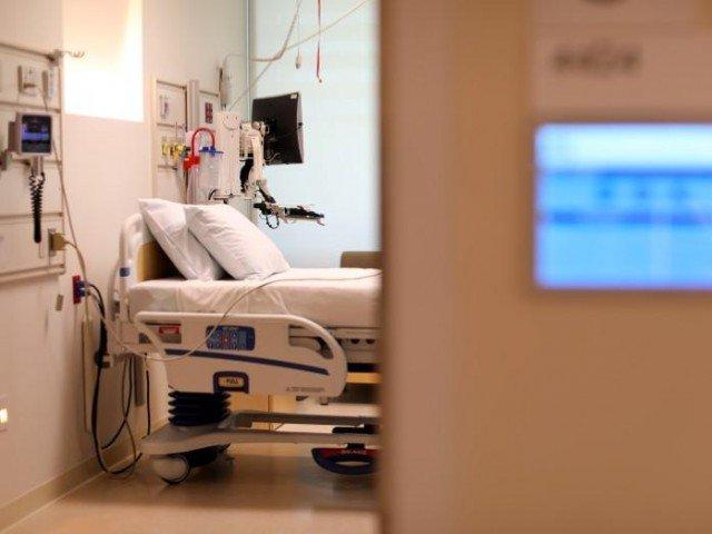covid 19 ward set up at abbasi shaheed hospital