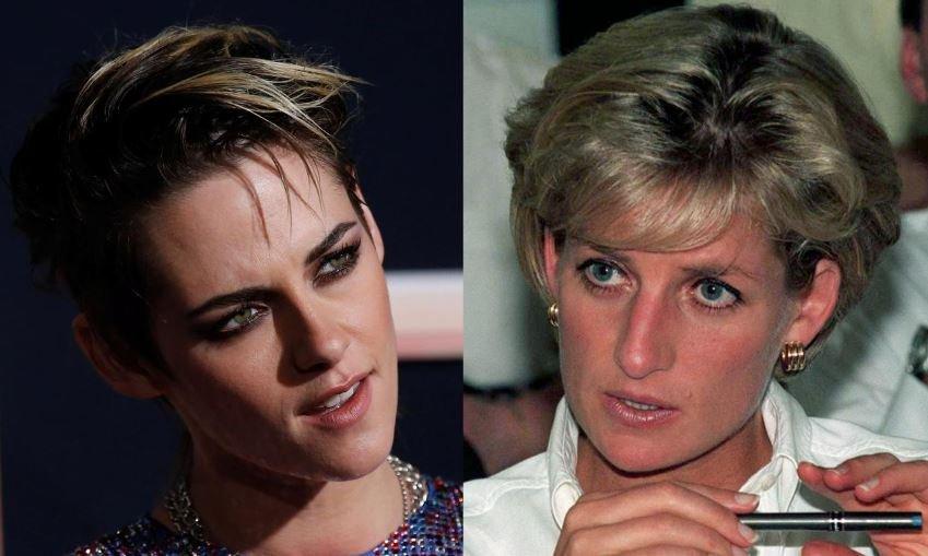 kristen stewart to play princess diana in new film