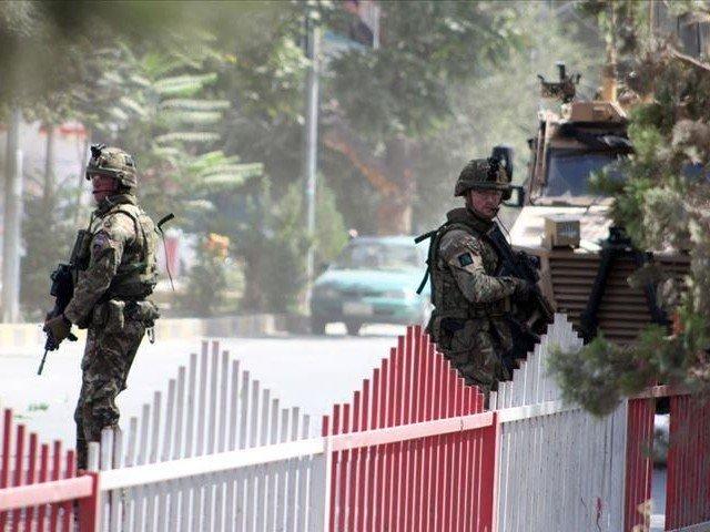 mortar blast inside seminary kills 7 afghan children