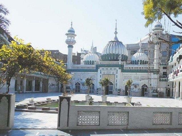 khairuddin mosque has a rare supporter in amritsar