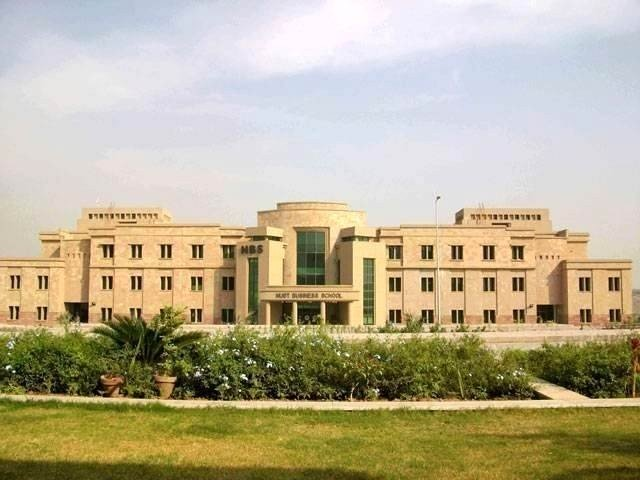 nust rector files defamation case