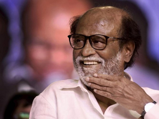 bomb threat on south indian superstar rajinikanth