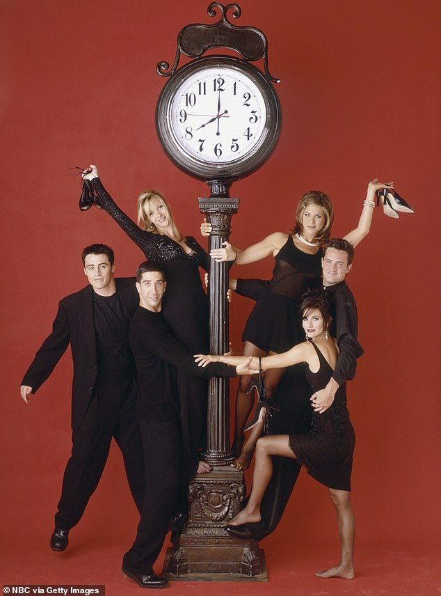 friends reunion special to start shooting in august