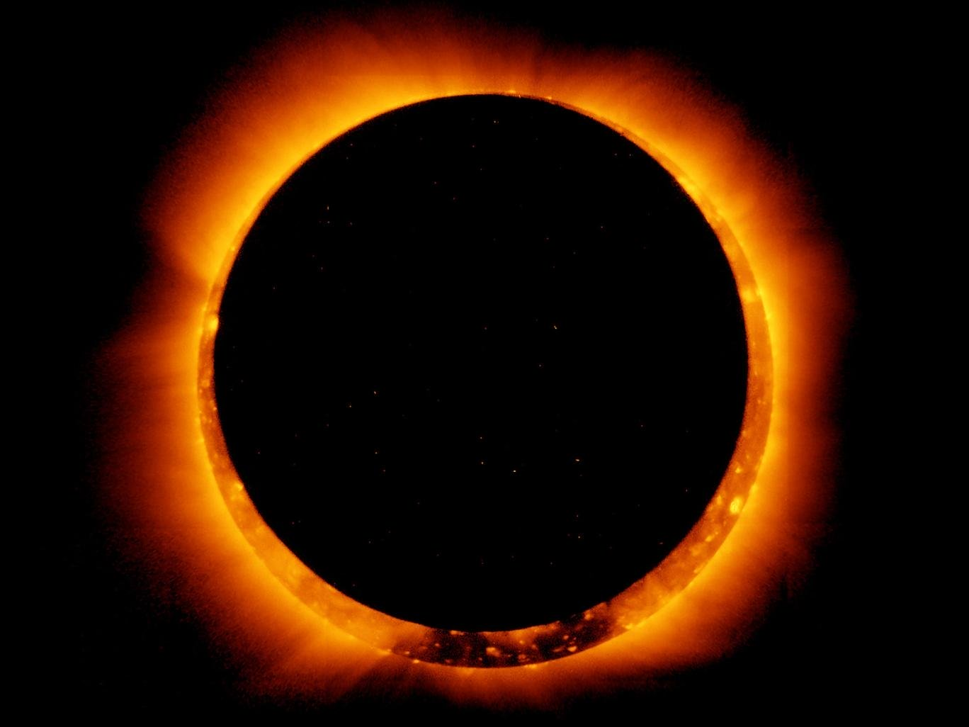 sunday s solar eclipse will be fully visible in karachi pmd
