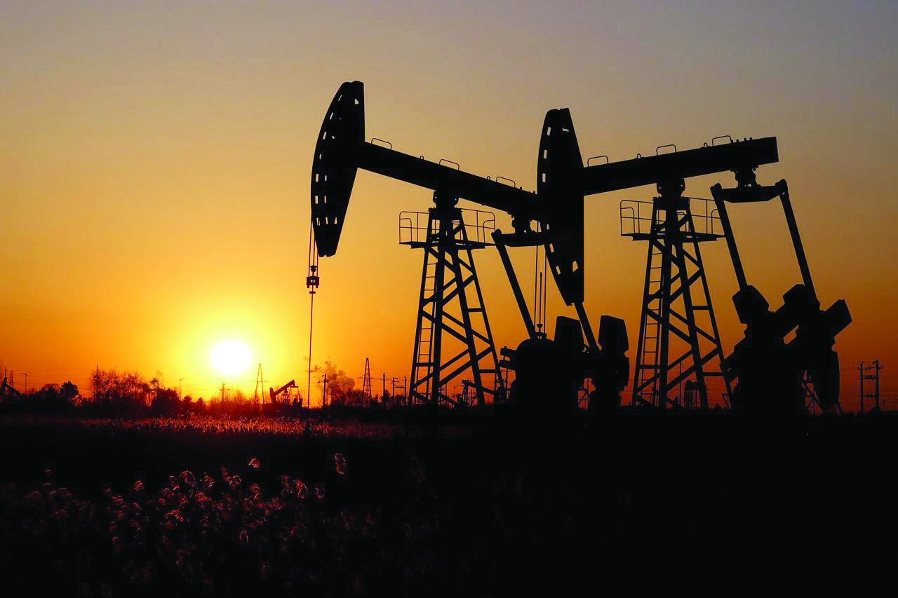 stockpiles of us crude oil and refined products likely declined last week photo reuters