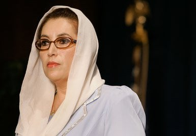 benazir s 67th birthday observed with simplicity
