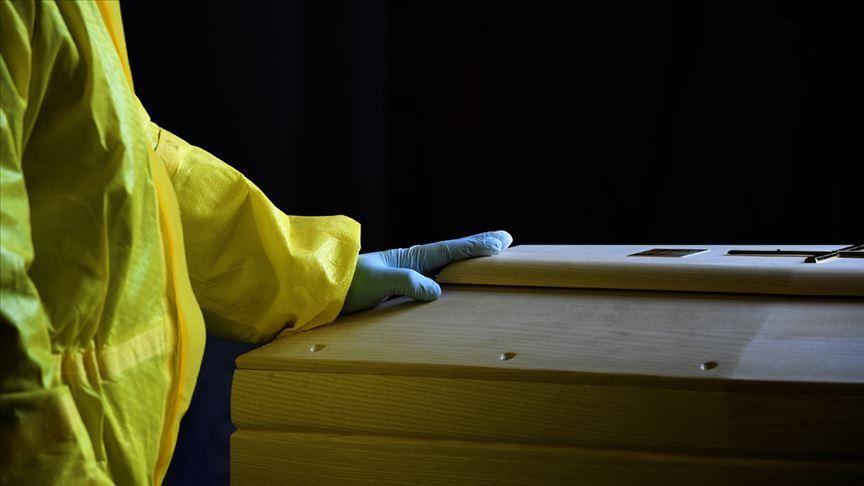 Covid-19 Death Cofi: PHOTO: AA