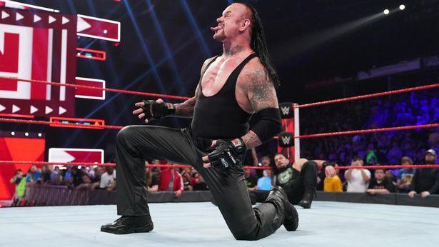 the undertaker announces retirement from wrestling