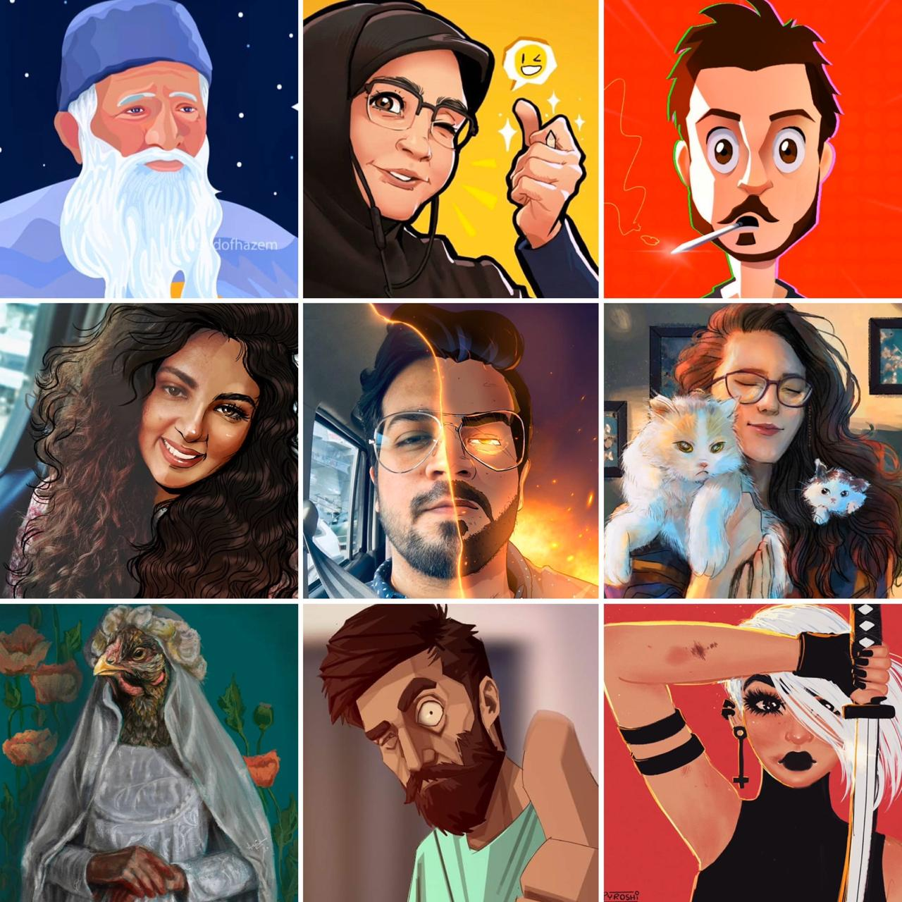 nine pakistani illustrators upping the insta game