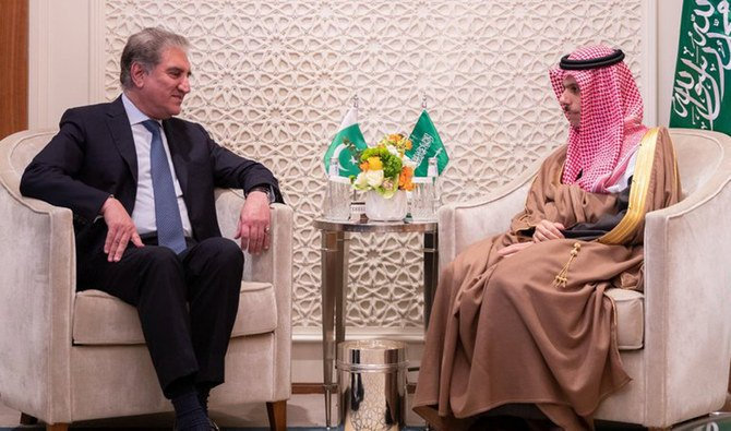 saudi arabia reaffirms support to pakistan over kashmir issue