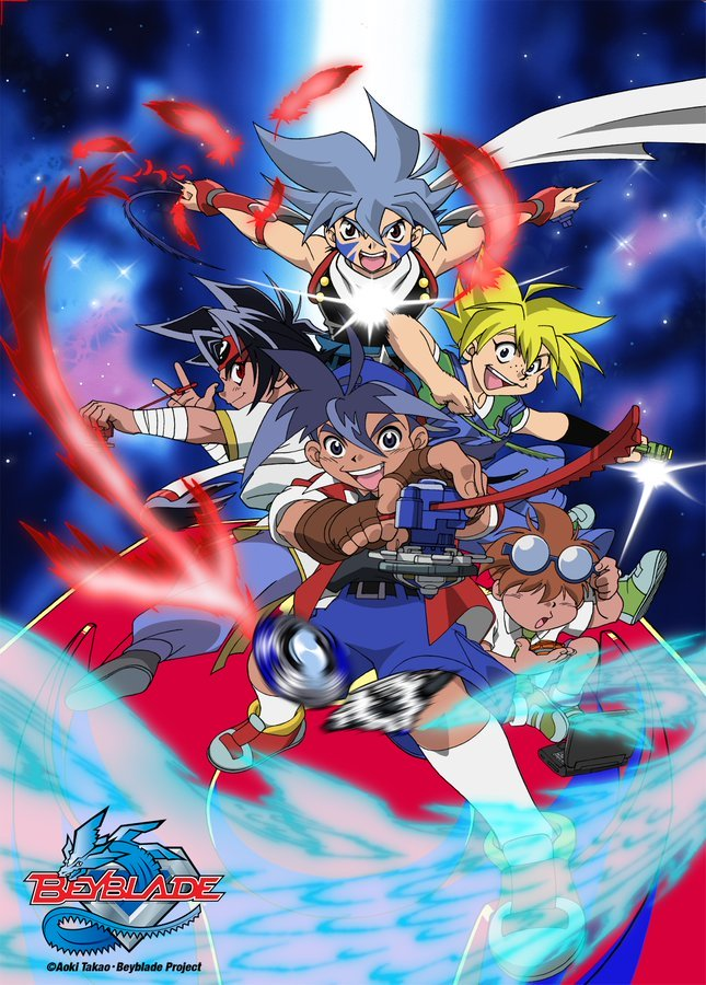 beyblade generation 1 is coming to youtube