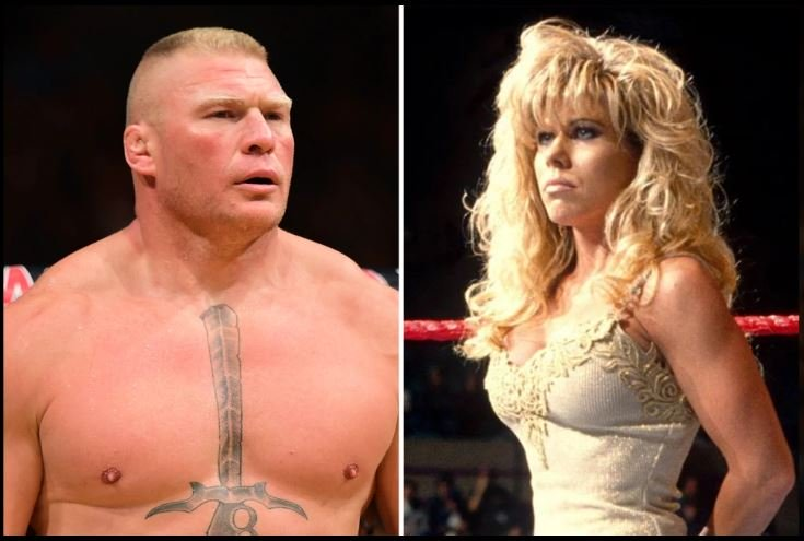 brock lesnar accused of sexual harassment