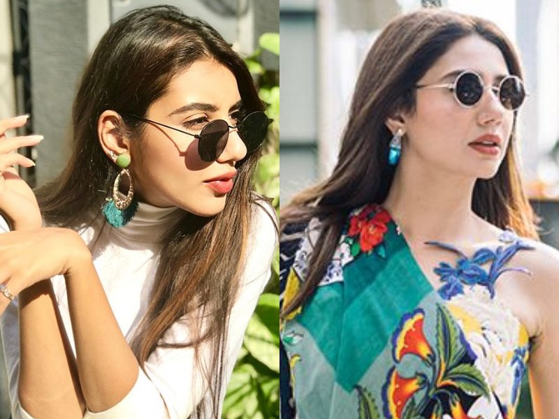 doppelganger alert mahira khan lookalike spotted on insta