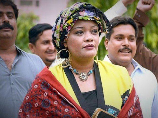 pakistan s first sheedi lawmaker targets scourge of racism