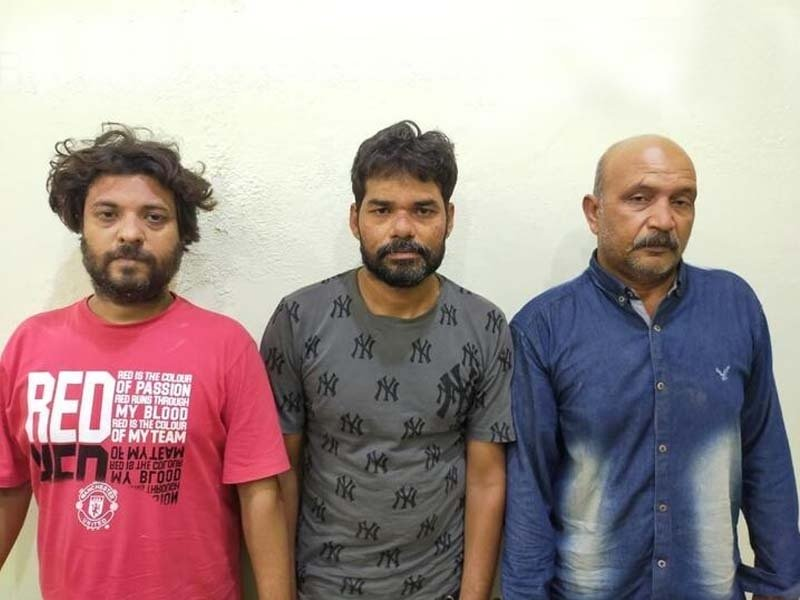 three mqm london terrorists arrested