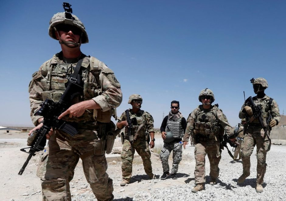 the afghan war and the just war theory
