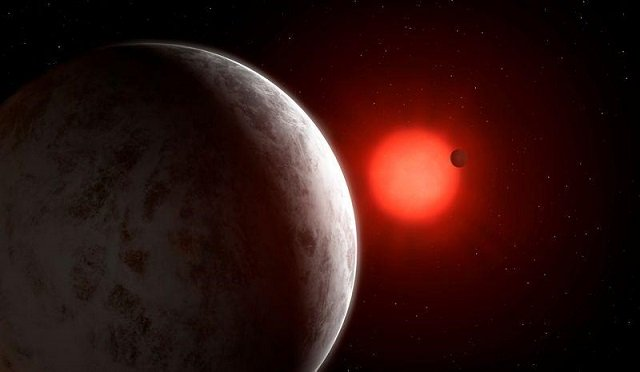 astronomers discover three super earths in search for signs of extraterrestrial life