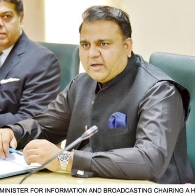 pakistan now among few countries producing their own ventilators fawad chaudhry