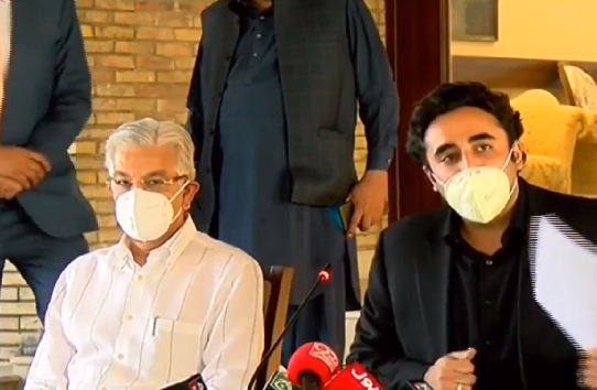 budget brought entire nation on same page against pti govt says bilawal