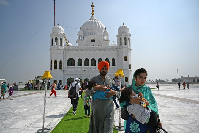 kartarpur corridor reopened after improvement in covid situation