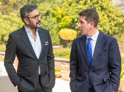 after turkish film makers adnan siddiqui is bonding with the british high commissioner