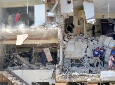 five killed in gas leak blast