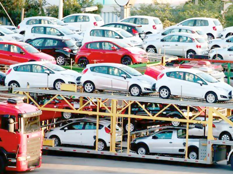 in the past six months auto financing soared from rs211 billion to rs262 billion a jump of rs51 billion photo file