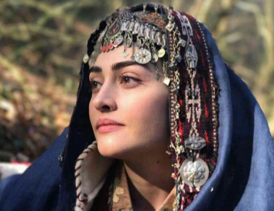 Halime Sultan from 'Diriliş: Ertuğrul'