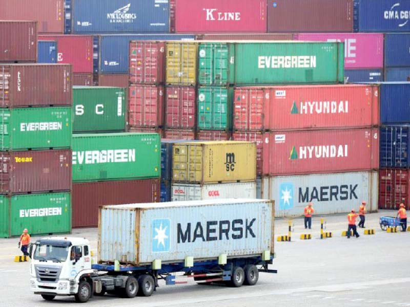 the government has already missed the annual export target in its first two years for the current fiscal year it has set the export target at 22 7 billion which will require 6 2 growth photo file