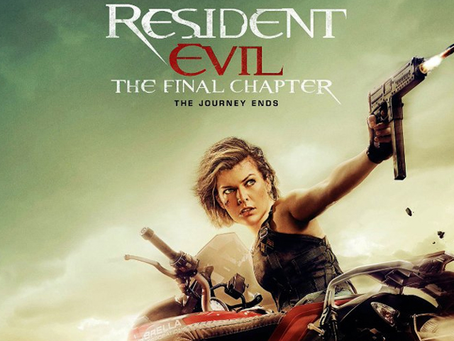 Resident Evil The Final Chapter Zombie Killing At Its Best