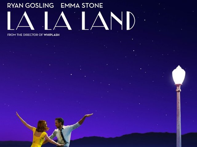 la la land is a love story enough to make a movie a winner