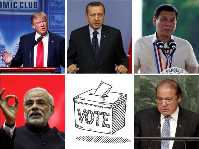 Though each of them was elected to office democratically, ask any unbiased political analyst or academic, and they will invariably conclude that these five leaders have all the makings of great authoritarian dictators.