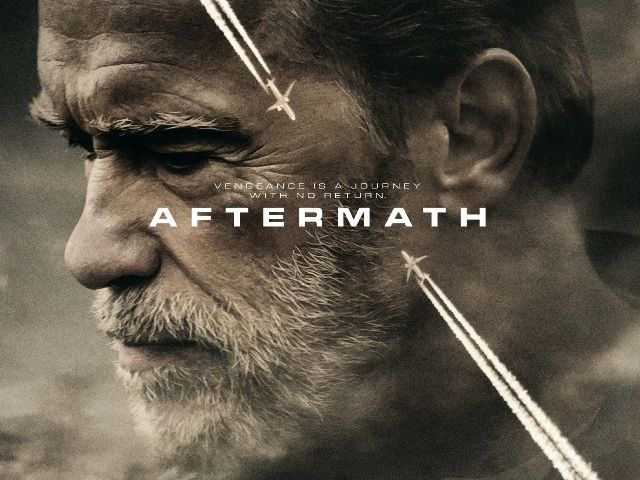 Aftermath is a dark revenge thriller which is heavily dependent on Schwarzenegger's portrayal of Victor. PHOTO: IMDb
