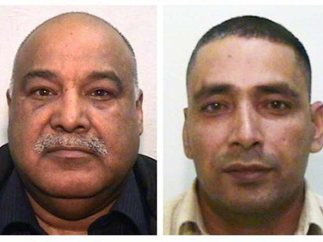 The purpose behind the deportation is to punish those who pursue vile criminal acts in the UK and then hide behind the human rights guaranteed to them through British nationality. PHOTO: GREATER MANCHESTER POLICE