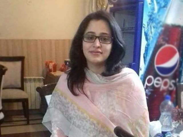 In the case of Hina Shahnawaz, it wasn't necessarily her 'illegal' behaviour or her relationship with another man in particular. PHOTO: FACEBOOK.