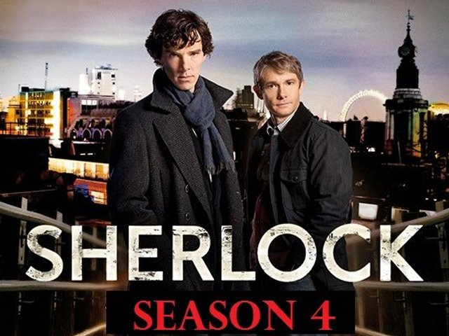 This time around, both Sherlock Holmes (Benedict Cumberbatch) and Doctor Watson (Martin Freeman) must bring their 'A Game' if they were to success and outwit their nemeses. PHOTO: TWITTER